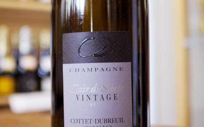 Champagne Clair de Siècle Vintage Brut – Cottet-Dubreuil