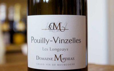 Pouilly-Vinzelles Les Longeays 2016 – Domaine Mathias
