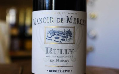 Rully En Rozey 2015 – Manoir de Mercey