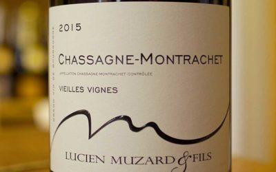 Chassagne-Montrachet Vieilles Vignes 2015 – Lucien Muzard & Fils