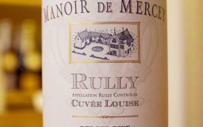 Rully Manoir de Mercey Cuvée Louise 2016 – Berger-Rive