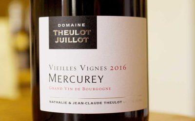 Mercurey Vieilles Vignes 2016 – Theulot-Juillot