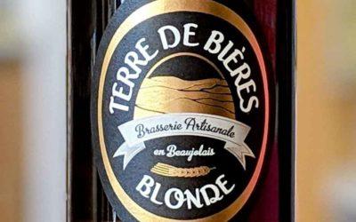 Terre de Bières – Blonde 750ml