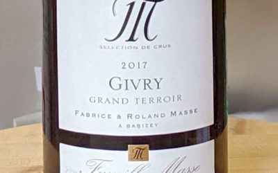Givry 2017 Grand Terroir – Domaine Masse