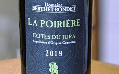 La Poirière, Cotes du Jura 2018 – Berthet Bondet
