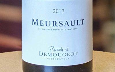 Meursault 2017 – Rodolphe Demougeot
