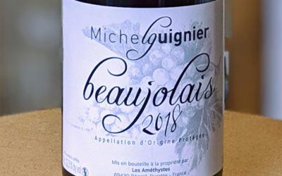 Beaujolais 2018 – Michel Guignier