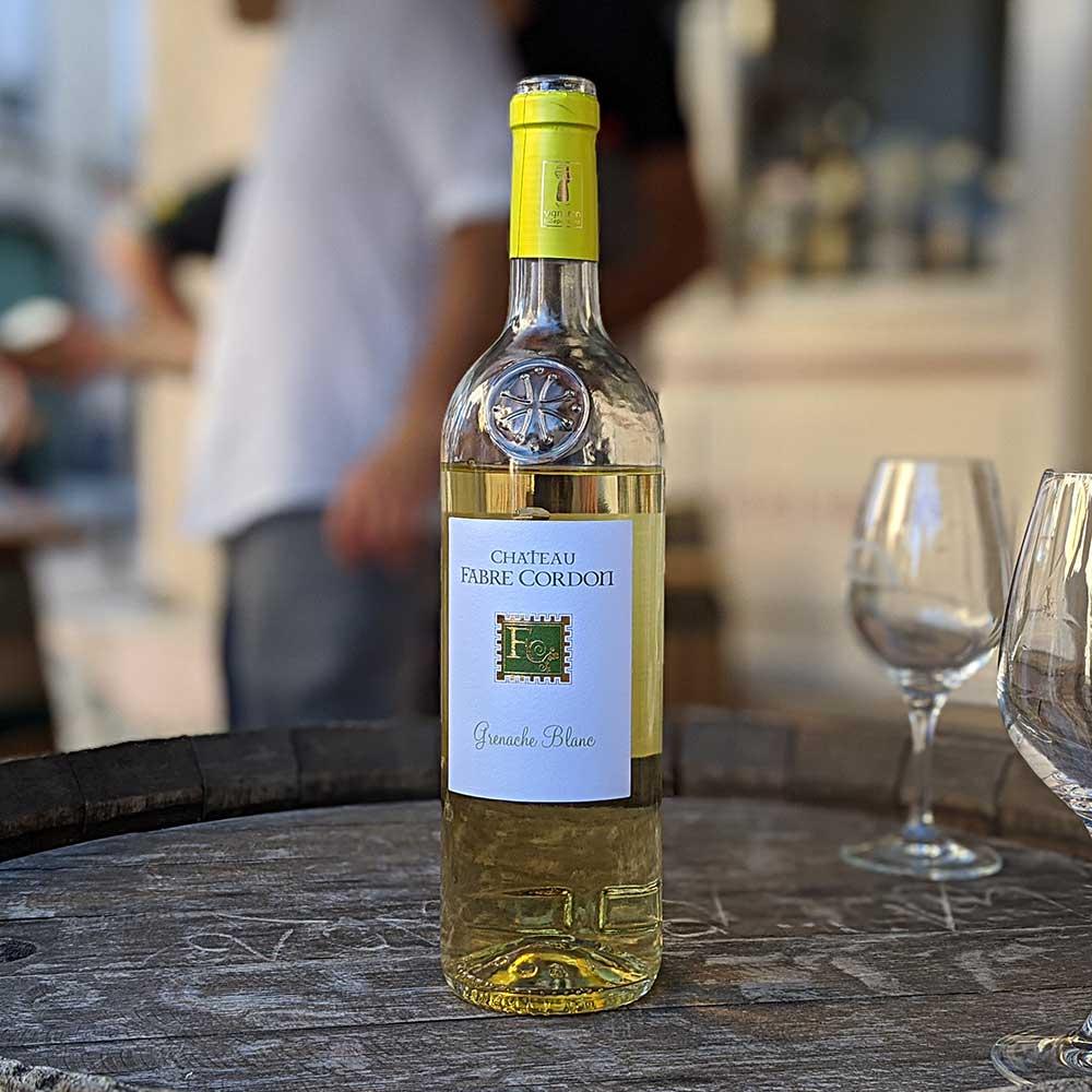 Grenache Blanc 2018 - Château Fabre Cordon