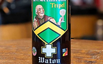 Watou Tripel – Blonde 750ml