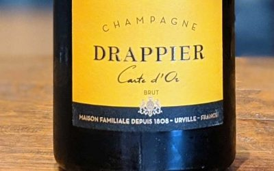 Champagne Carte d'Or - Drappier