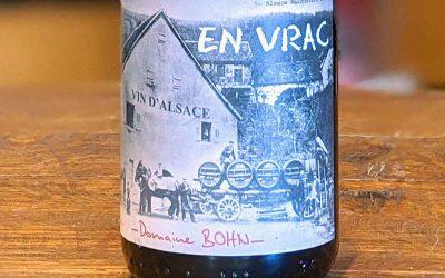 En Vrac - Domaine Bohn