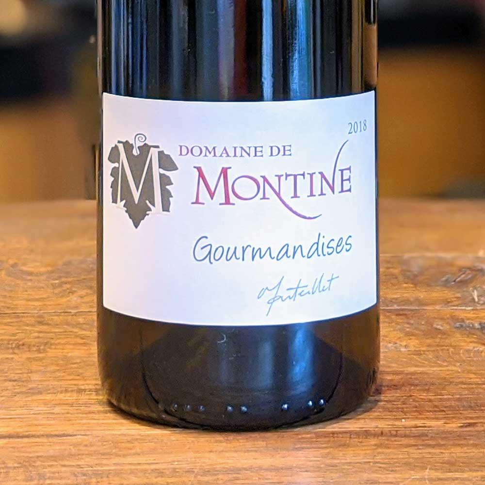 Gourmandises 2018 - Domaine de Montine