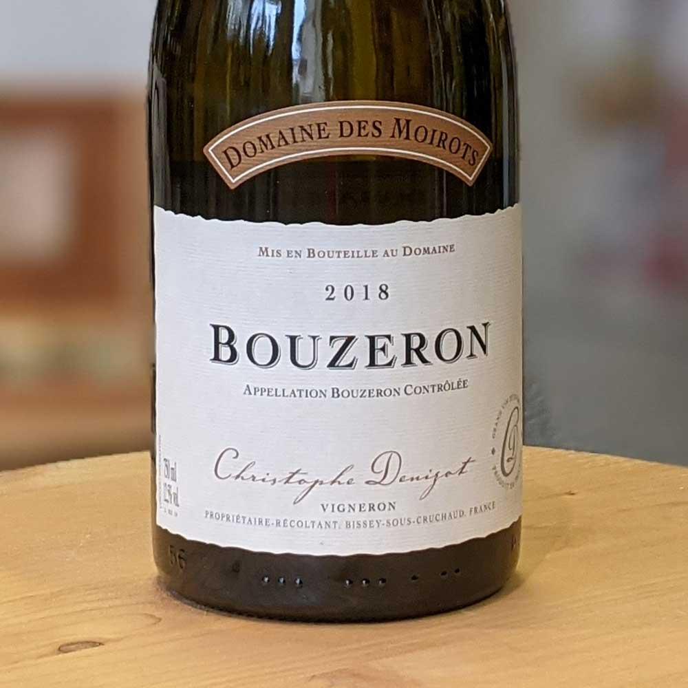 Bouzeron 2018 - Christophe Denizot
