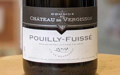 Pouilly-Fuissé 2019 - Château de Vergisson