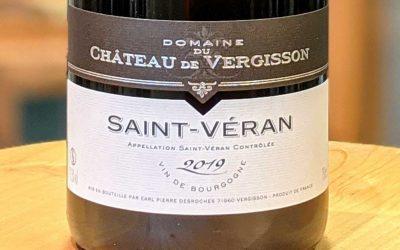 Saint Véran 2019 - Château de Vergisson