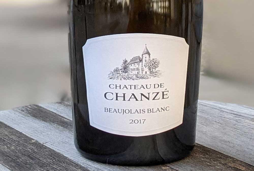 Beaujolais Blanc 2017 – Château de Chanzé
