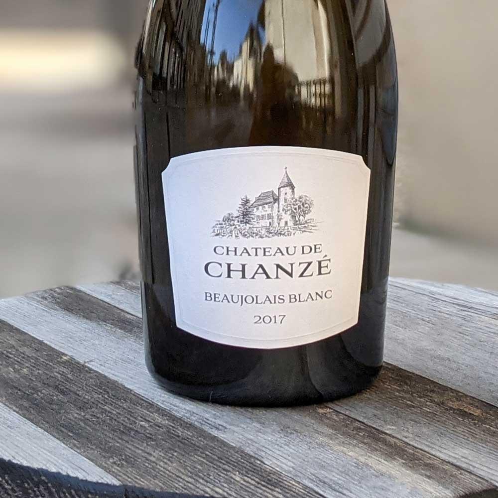 Beaujolais Blanc 2017 - Château de Chanzé