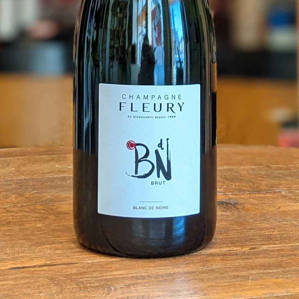 Blanc de Noir - Champagne Fleury