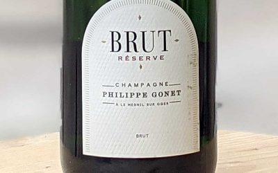 Champagne Brut Réserve – Philippe Gonet