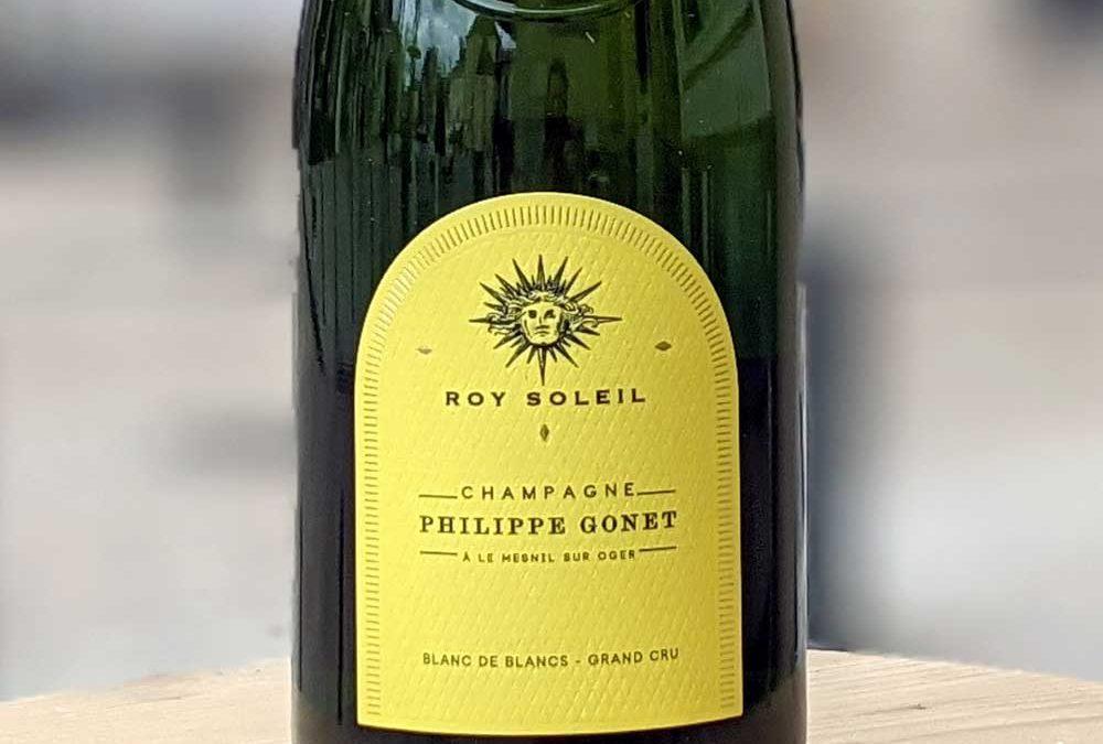 Champagne Grand Cru Roy Soleil – Philippe Gonet