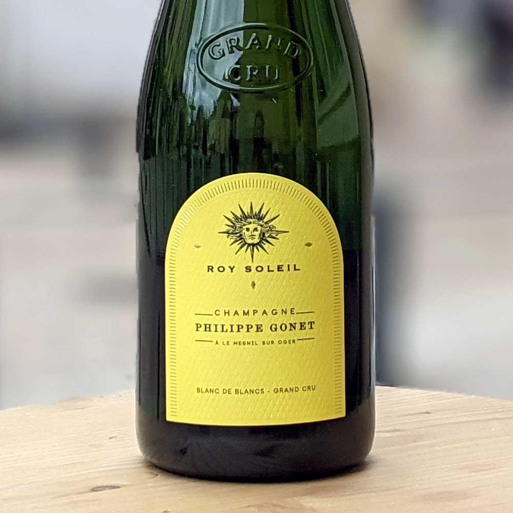 Champagne Grand Cru Roy Soleil - Philippe Gonet