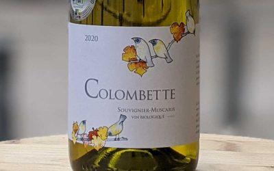 Colombette Souvignier Muscaris 2020 - Domaine de la Colombette