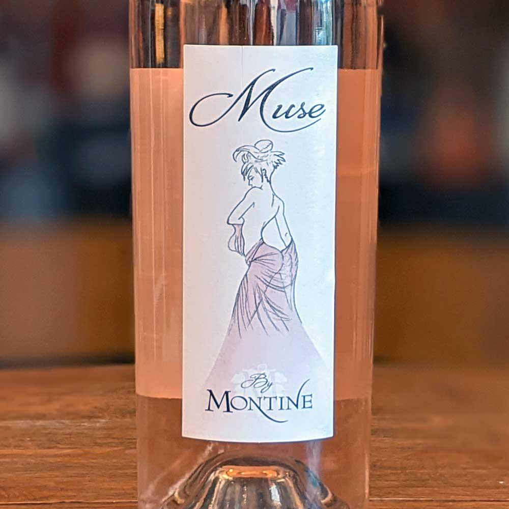 Muse - Domaine de Montine