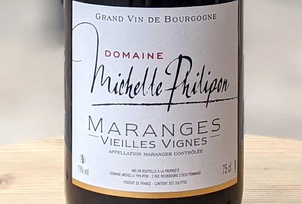 Maranges Vieilles Vignes 2018 – Michelle Philipon